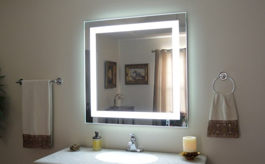 Bathroom Vanity Wall Mirrors