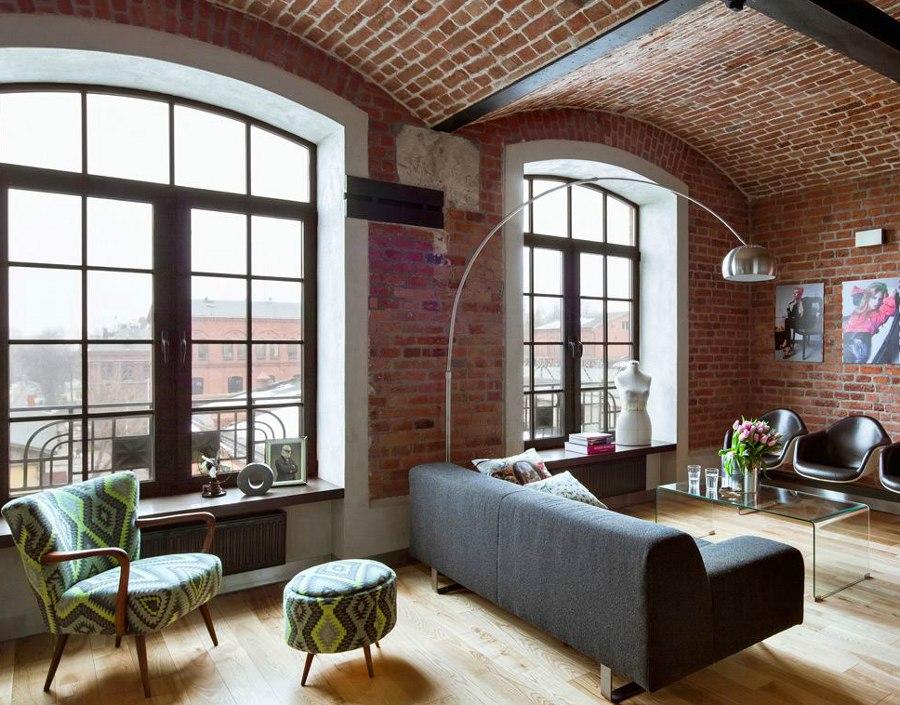 17 Surprisingly Versatile Interior Brick Wall Designs
