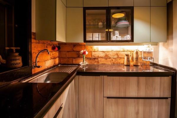 15 rustic kitchen backsplash ideas with