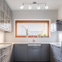 19 Beautiful Kitchen Track Lighting Ideas That Look Cool