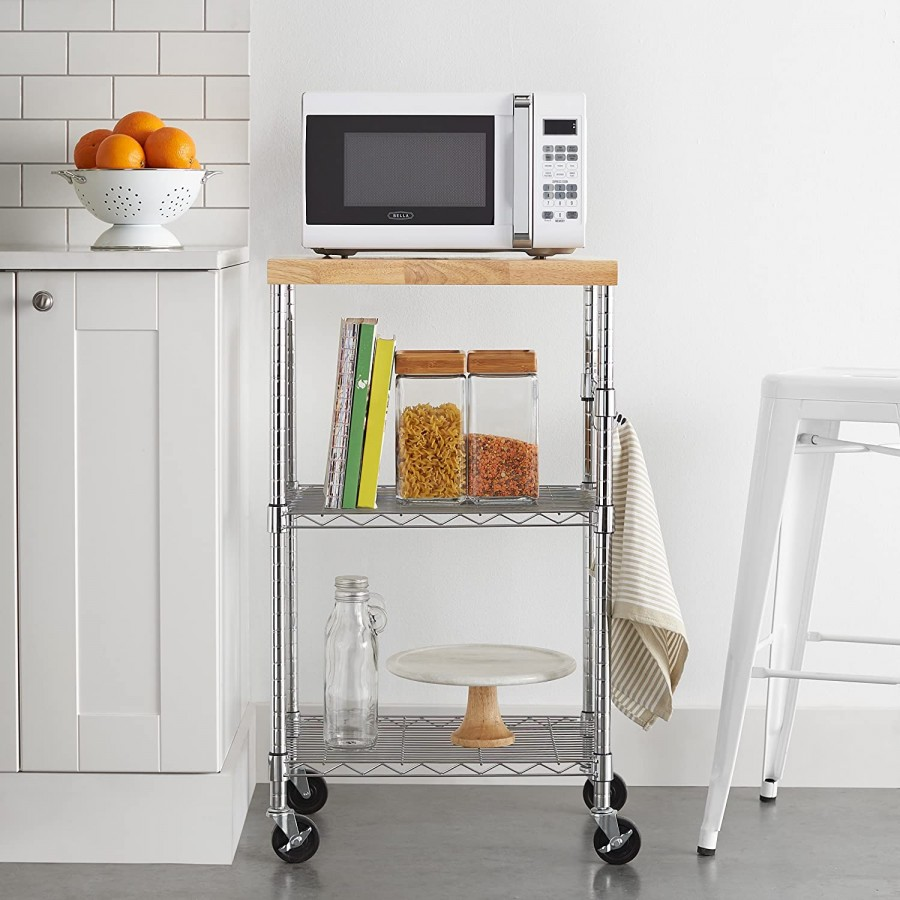 the top 10 best microwave carts of 2021