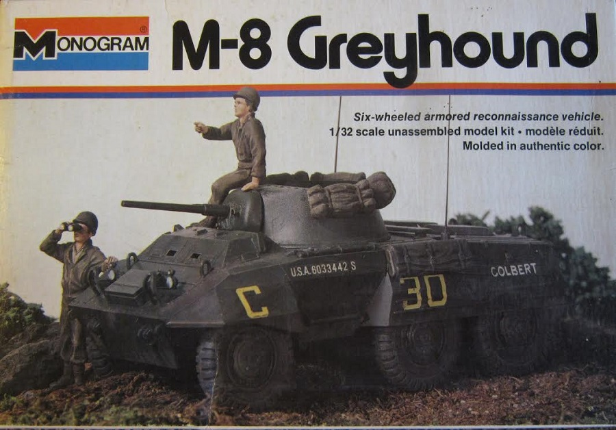 monogram m 8 greyhound