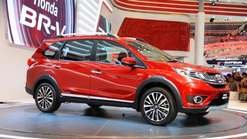 Honda Br V Suv For India Indyacars