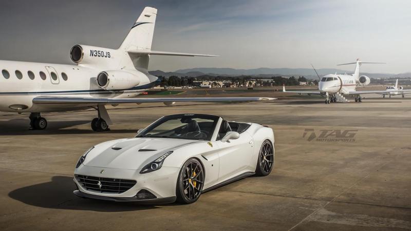 650hp 2015 Ferrari California T By Tag Motorsports Indyacars