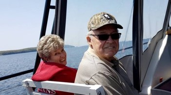 Lesley and Bill, Shoreline Charters