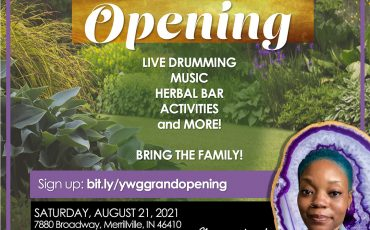 Grand Opening of Yail's Wellness Garden