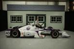 El tercer vehículo de AJ Foyt Racing, con el Número 40, será piloteado por el novato Zach Veach (FOTO: Chris Jones/INDYCAR)