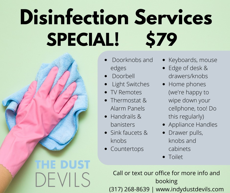 Disinfect Services