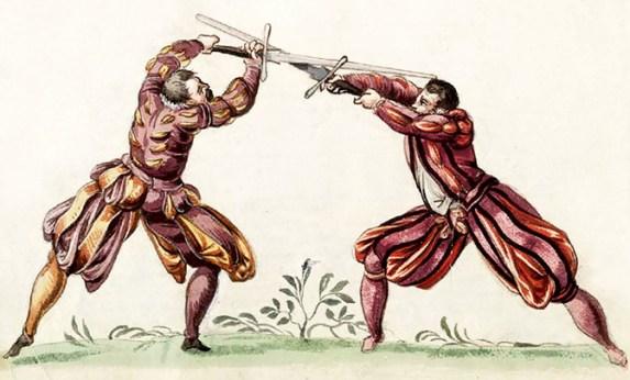Historical Fencing - longsword