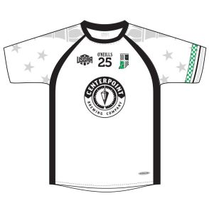 Centerpoint Brewing Travel Gaelic Football Jersey - Front