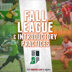 2019 Fall League and Practices