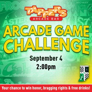 Tappers Arcade Challenge