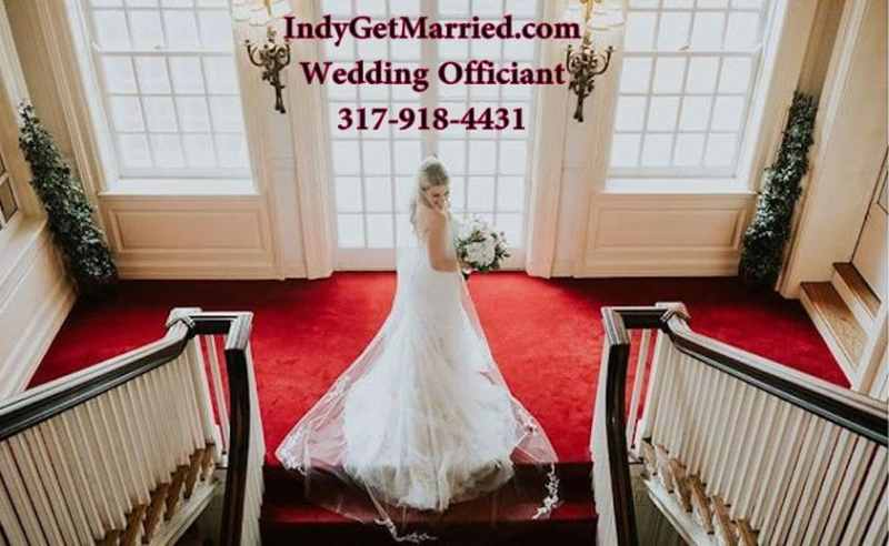 Wedding Performed in Champaign Illinois