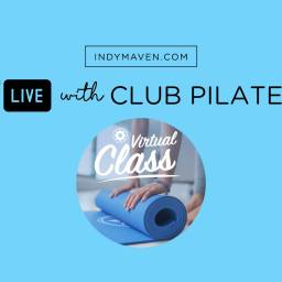 FB Live with Club Pilates
