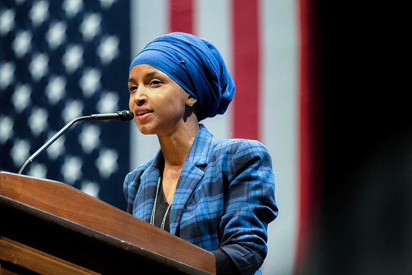 Ilhan Omar Funnels Another $600,000 to Husband's Consulting Firm in Just Three Weeks – Bringing Grand Total Over $1.7 Million!