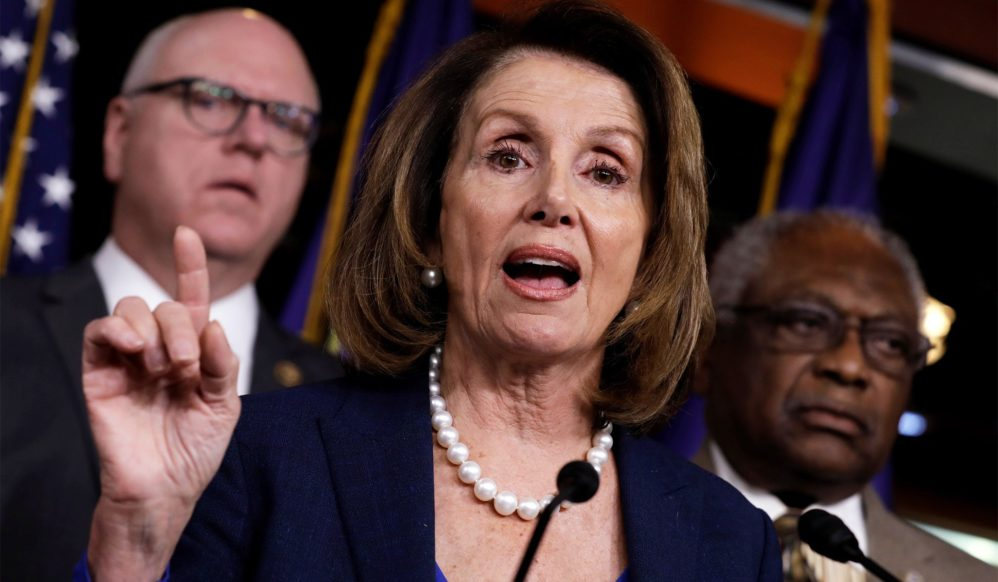 Pelosi on Clinton Impeachment: 'Republicans in the House Are Paralyzed With Hatred of President Clinton'
