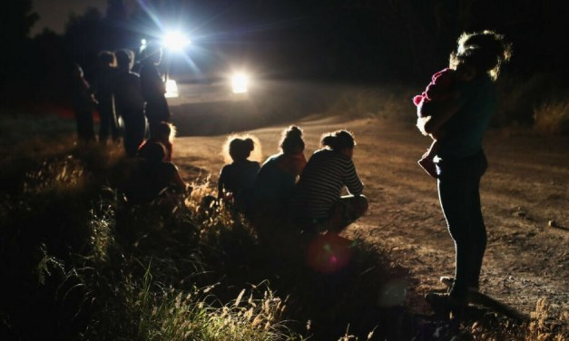 Illegal immigration surges to 110K, aliens 'renting' children to cross