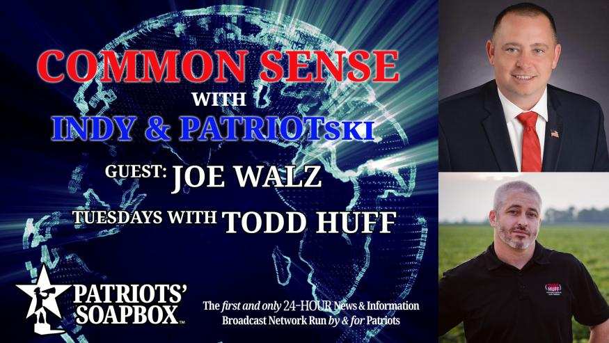 Ep. 178 Tuesday With Todd & Interview With Joe Walz