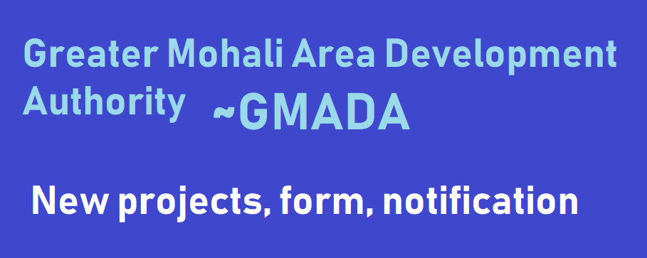 GMADA Upcoming Projects 2021