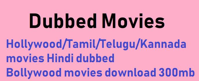 movies4me 2021 Hindi Dubbed