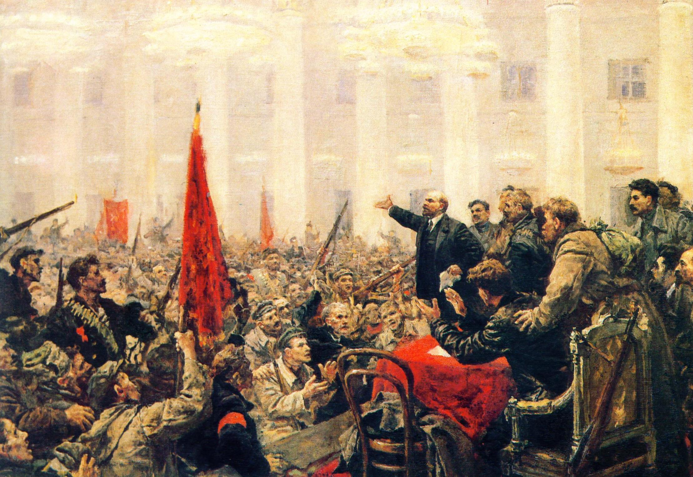 The Revolt that Shook the World  The Indypendent