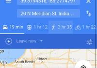 Pokemon Go Map iPhone User Get Directions
