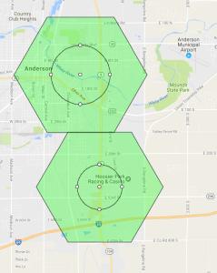 Pokemon Go Map Indy Anderson Hoosier Park