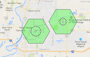 Pokemon Go Map Terre Haute Indiana Rose Hulman