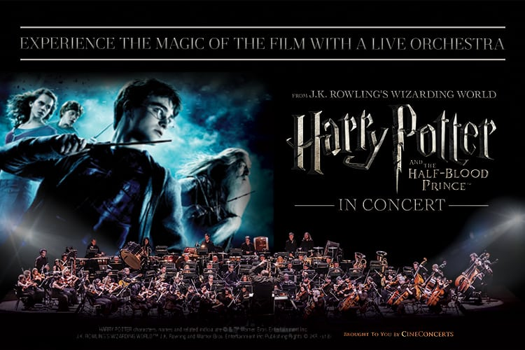 Win Tickets to Harry Potter and the Half-Blood Price -- In Concert