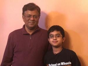Sekar and Vishnu