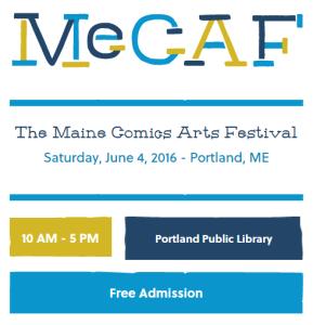 MeCAF logo