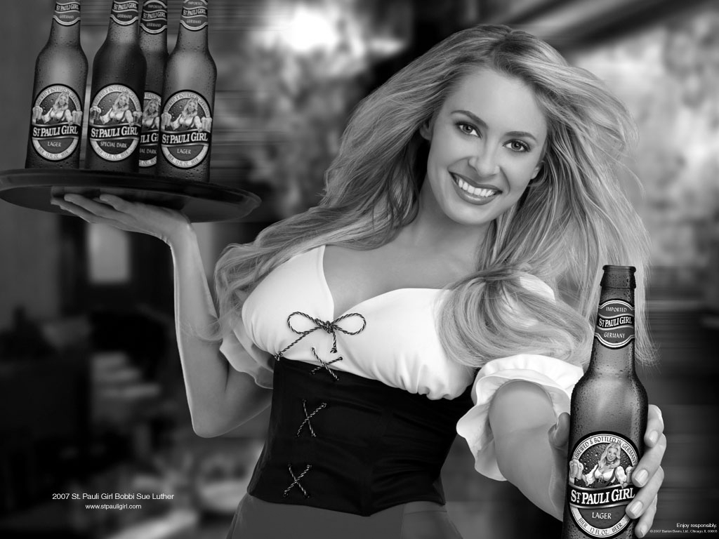 Better health with St Pauli Girl!