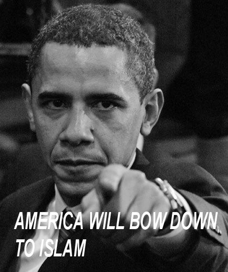 Muslim Obama