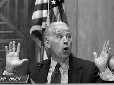 Biden talks spending or penis phone