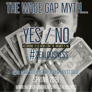 Wage gap a myth_...#Zealousness