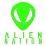 Alien Nation Partnrs BOTT 2020 #BOTT4EDU neon green