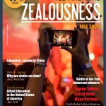 Zealousness 17 Fall issue cover_iN Education