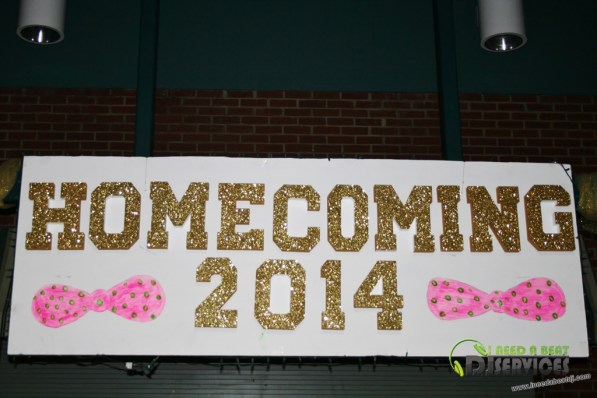 Ware County High School Homecoming Dance 2014 Mobile DJ Services (1)
