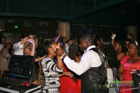 Ware County High School Homecoming Dance 2014 Mobile DJ Services (130)