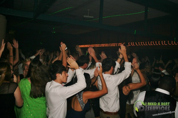 Ware County High School Homecoming Dance 2014 Mobile DJ Services (147)