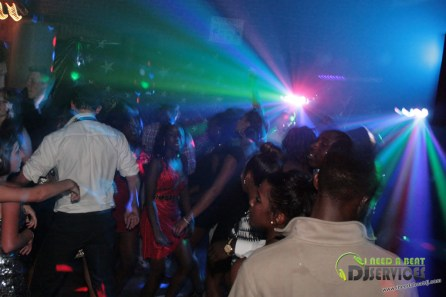 Ware County High School Homecoming Dance 2014 Mobile DJ Services (176)