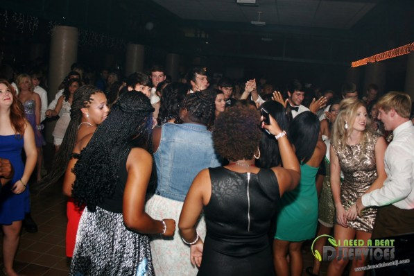 Ware County High School Homecoming Dance 2014 Mobile DJ Services (83)