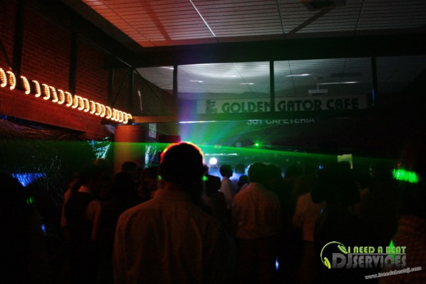 Ware County High School Homecoming Dance 2014 Mobile DJ Services (94)
