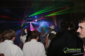 Clinch County High School Homecoming Dance 2014 Mobile DJ Services (105)