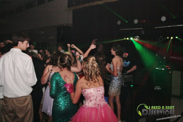 Clinch County High School Homecoming Dance 2014 Mobile DJ Services (12)