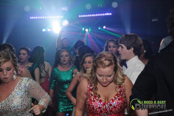 Clinch County High School Homecoming Dance 2014 Mobile DJ Services (122)