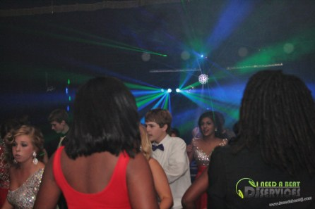 Clinch County High School Homecoming Dance 2014 Mobile DJ Services (125)