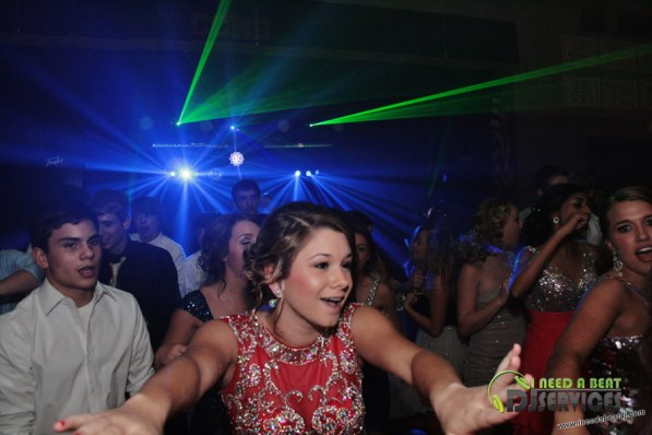 Clinch County High School Homecoming Dance 2014 Mobile DJ Services (133)