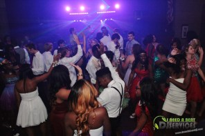 Clinch County High School Homecoming Dance 2014 Mobile DJ Services (143)