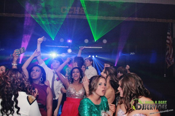 Clinch County High School Homecoming Dance 2014 Mobile DJ Services (151)